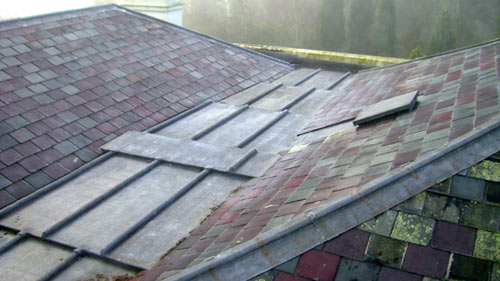 Lead roofing in Suffolk