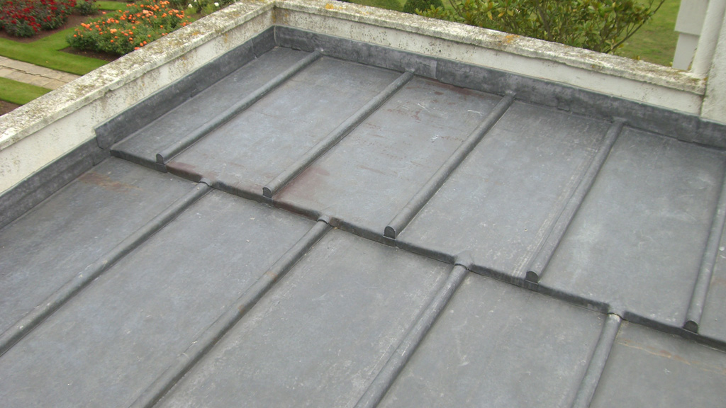 attic access ideas - Bayes Roofing Lead work and slate roofing Examples